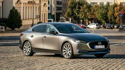Bild: Mazda Mazda3  Gebrauchtwagen