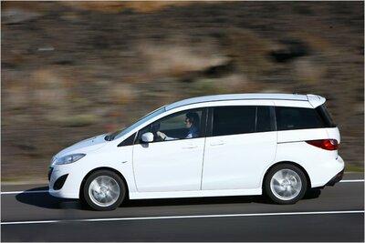 Bild: Mazda Mazda5  Gebrauchtwagen