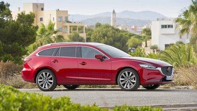 Bild: Mazda Mazda6  Gebrauchtwagen