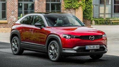 Bild: Mazda MX-30  Gebrauchtwagen