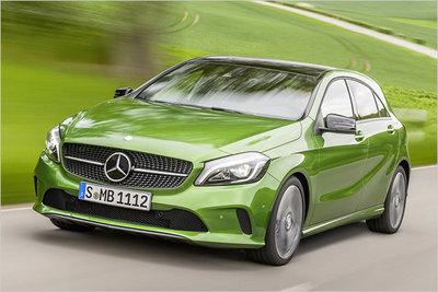 Bild: Mercedes A 200  Gebrauchtwagen