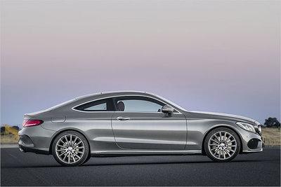 Bild: Mercedes C 300  Gebrauchtwagen