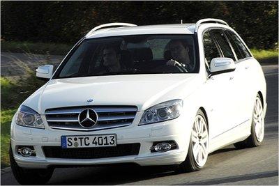 Bild: Mercedes C 320  Gebrauchtwagen