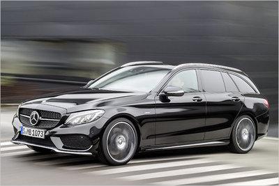 Bild: Mercedes C 43 AMG  Gebrauchtwagen