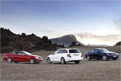 Bild: Mercedes C-Klasse  Gebrauchtwagen