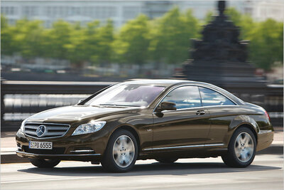 Bild: Mercedes CL-Klasse  Gebrauchtwagen