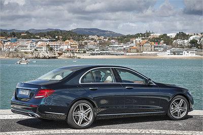 Bild: Mercedes E 200  Gebrauchtwagen