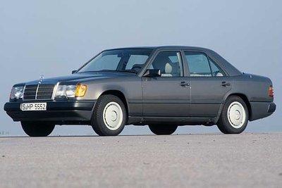 Bild: Mercedes E 230  Gebrauchtwagen