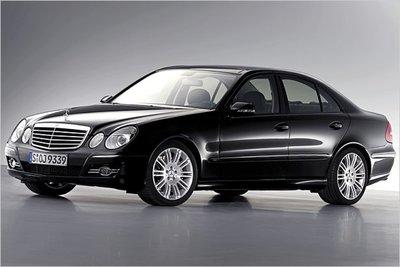 Bild: Mercedes E 280  Gebrauchtwagen