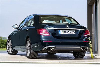 Bild: Mercedes E 350  Gebrauchtwagen