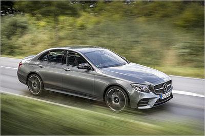Bild: Mercedes E 63 AMG  Gebrauchtwagen