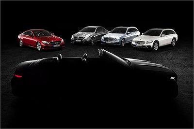Bild: Mercedes E-Klasse  Gebrauchtwagen