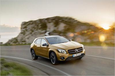 Bild: Mercedes GLA 200  Gebrauchtwagen