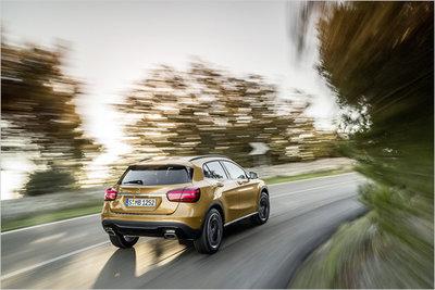 Bild: Mercedes GLA 250  Gebrauchtwagen