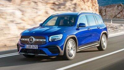 Bild: Mercedes GLB 250  Gebrauchtwagen