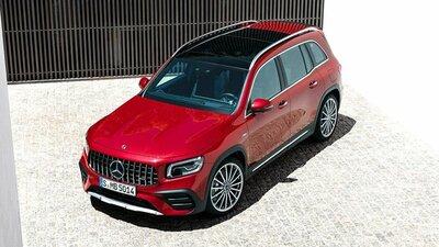 Bild: Mercedes GLB-Klasse  Gebrauchtwagen