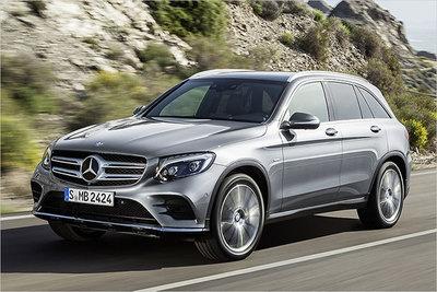 Bild: Mercedes GLC 250  Gebrauchtwagen