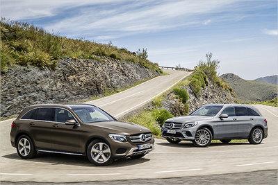 Bild: Mercedes GLC 300  Gebrauchtwagen