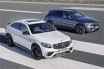 Bild: Mercedes GLC-Klasse  Gebrauchtwagen