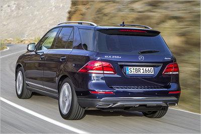 Bild: Mercedes GLE 250  Gebrauchtwagen