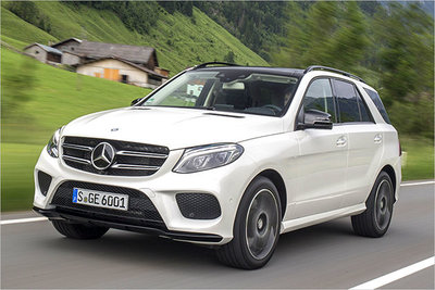 mercedes gle 400 4matic gebraucht g nstig kaufen. Black Bedroom Furniture Sets. Home Design Ideas