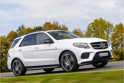 mercedes gle 43 amg gebraucht g nstig kaufen. Black Bedroom Furniture Sets. Home Design Ideas
