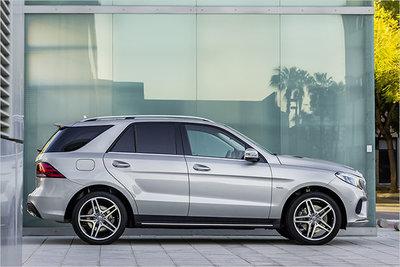 Bild: Mercedes GLE 500  Gebrauchtwagen