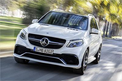 Bild: Mercedes GLE 63 AMG  Gebrauchtwagen