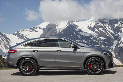 Bild: Mercedes GLE Coupé  Gebrauchtwagen