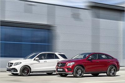 Bild: Mercedes GLE-Klasse  Gebrauchtwagen