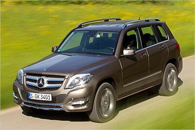 Bild: Mercedes GLK-Klasse  Gebrauchtwagen