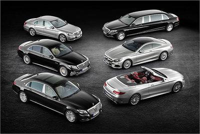 Bild: Mercedes S-Klasse  Gebrauchtwagen