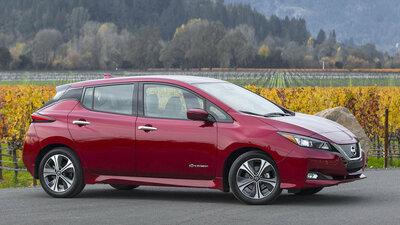 Bild: Nissan Leaf  Gebrauchtwagen