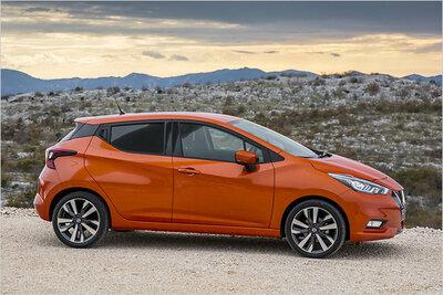 Bild: Nissan Micra  Gebrauchtwagen