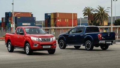 Bild: Nissan Navara  Gebrauchtwagen
