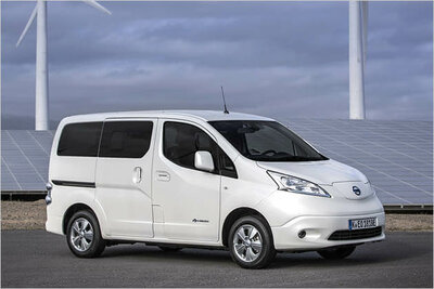 Bild: Nissan NV200  Gebrauchtwagen