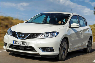 Bild: Nissan Pulsar  Gebrauchtwagen