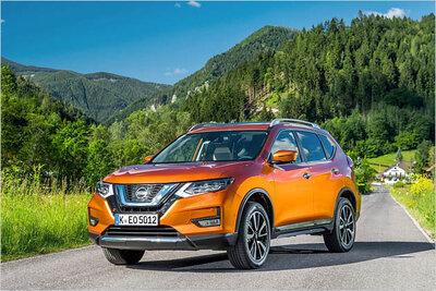 Bild: Nissan X-Trail  Gebrauchtwagen