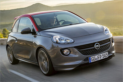 Bild: Opel Adam  Gebrauchtwagen