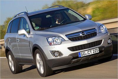 Bild: Opel Antara  Gebrauchtwagen