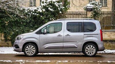Bild: Opel Combo Kombi Gebrauchtwagen