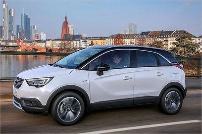 Bild: Opel Crossland X  Gebrauchtwagen