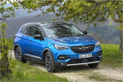 Bild: Opel Grandland X  Gebrauchtwagen