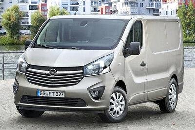 Bild: Opel Vivaro  Gebrauchtwagen
