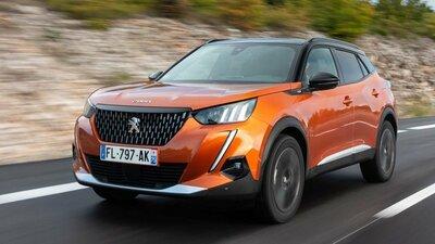 Bild: Peugeot 2008  Gebrauchtwagen