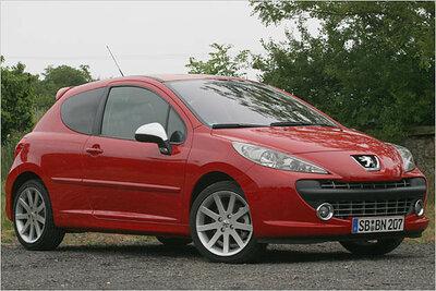 Bild: Peugeot 207  Gebrauchtwagen