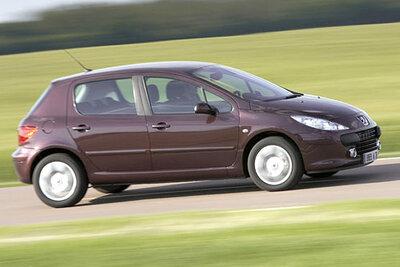 Bild: Peugeot 307  Gebrauchtwagen