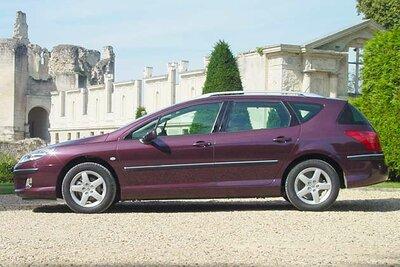 Bild: Peugeot 407  Gebrauchtwagen