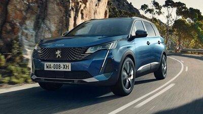 Bild: Peugeot 5008  Gebrauchtwagen