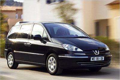 Bild: Peugeot 807  Gebrauchtwagen